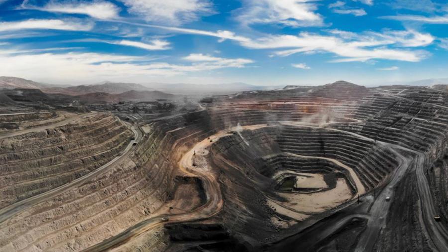 mina hierro